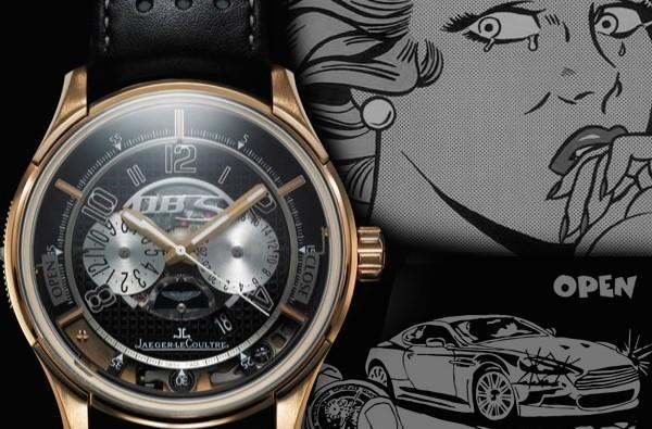 Jaeger LeCoultre watch unlocks Aston Martin DBS, empties your mistress account