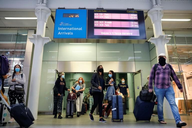 Tickets for the Eurostar were snapped up early Friday