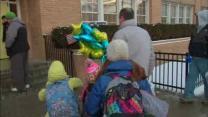 Queens school reopens after Superstorm Sandy