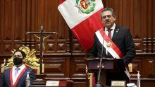 Pérou : le président par intérim, Manuel Merino, annonce sa démission