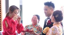 Joey Yung is happy to welcome a sister-in-law