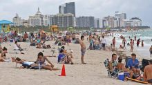 Cheap flights lure Labor Day tourists to Miami Beach. They didn't expect the curfew