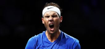 Nadal-Kyrgios feud takes new twist at Laver Cup