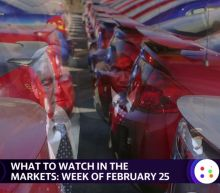 What to watch in the markets: Week of February 25