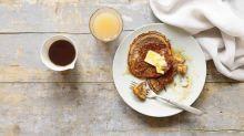 Kristin Cavallari's butternut squash pancakes