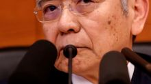 BOJ to hold fire, signal resolve to work closely with Suga's new cabinet