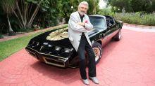 Burt Reynolds' old Pontiac Trans Am replica sold for $317,500