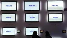 El beneficio neto de Philips cae 27% en el 1er trimestre, a 94 millones de euros