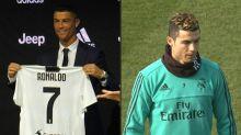 Cristiano Ronaldo testa positivo