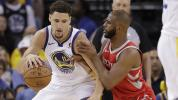 Thompson, Iguodala questionable for Game 5