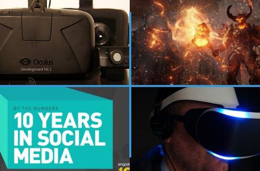 Daily Roundup: Sony Project Morpheus hands-on, new Oculus Rift dev kit and more!