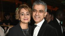 BRIT Awards 2017: Sadiq Khan dons black tie to attend star-studded after-party with his wife