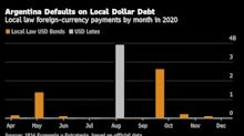 Argentina Default Plan Burns Traders Who Trusted Local Debt