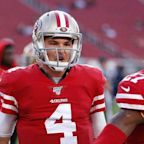 Nick Mullens will start at quarterback for 49ers