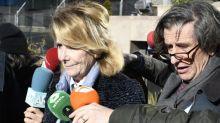 Un empresario y un exconsejero de Aguirre la sitúan en reuniones de la Púnica