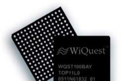 WiQuest launches two new UWB-based WiDV chipsets for wireless HD