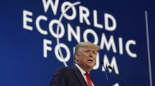 Trump tells Davos that U.S. economic revival is 'spectacular'