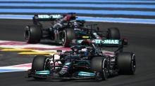 """Fórmula 1: las bananas disuasorias y el """"efecto serrucho"""" en el Gran Premio de Francia"""