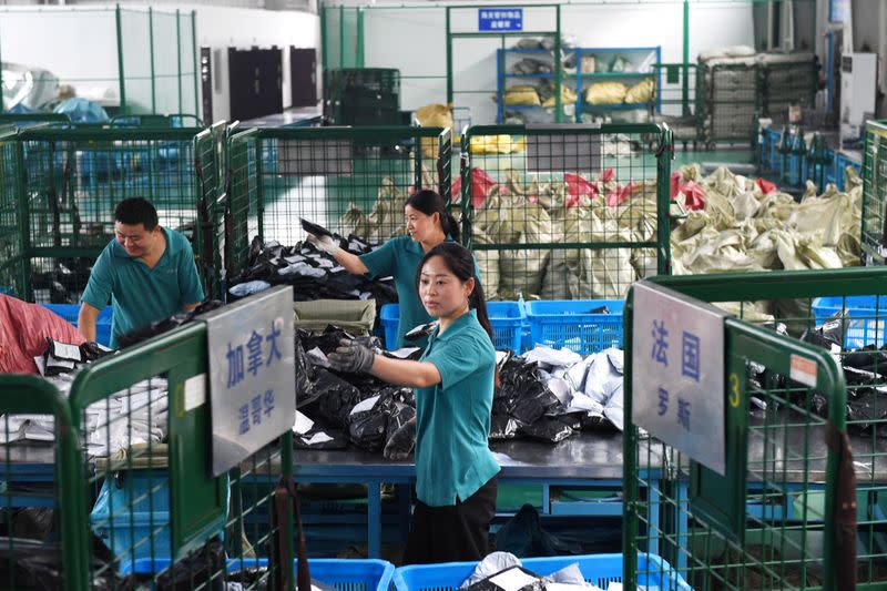 China says looking into unfair competition on e-commerce platforms: Xinuha