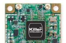 Killer Wireless-N 1202 and E2200 Ethernet controller launch, aim to squash your ping times