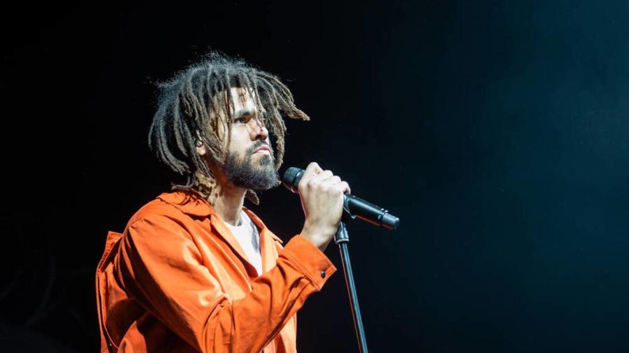 Startet Rap-Superstar J. Cole nun als Basketballer durch?