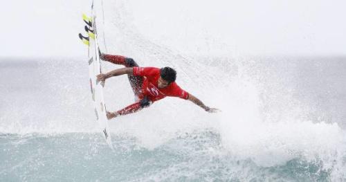 Surf - CT - Bells - Pro Bells Beach (1er tour) : Michel Bourez assure, Filipe Toledo s'envole