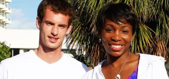 Fans erupt over Murray and Venus Williams news