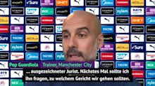 Guardiola schießt gegen La-Liga-Präsident Tebas