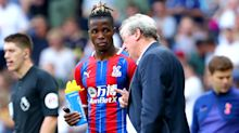 Roy Hodgson: Crystal Palace are not interested in late bids for Wilfried Zaha