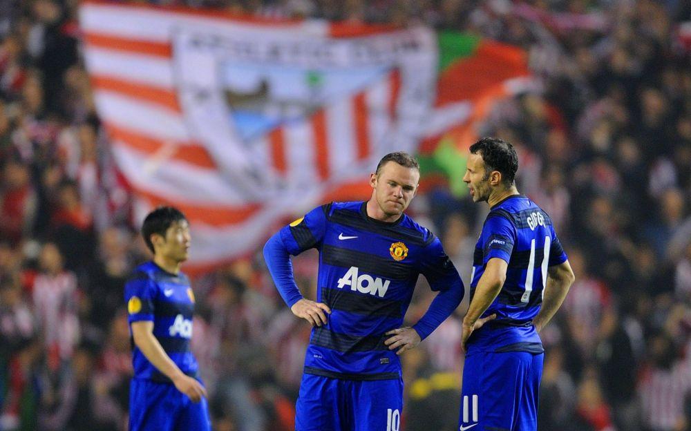 United were beaten by Marcelo Bielsa's Athletic Bilbao in the Europa League - Getty Images