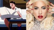 Lady Gaga derrota Bolsonaro com chá de cloroquina em animação que viralizou