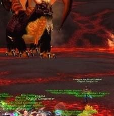 GC: If you're OOM, tell your guildies to get out of the fire