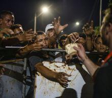 Maduro's Troops Kill 1; Guaido Defies Travel Ban at Border