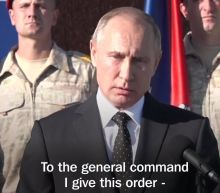 Vladimir Putin Says Russian Troops Will Partially Withdraw From Syria