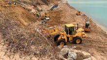 Communities urge Indiana to help fight Lake Michigan erosion