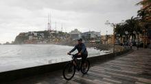 Hurricane Willa strikes Mexico's Pacific coast