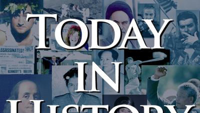 Today in History for August 23rd