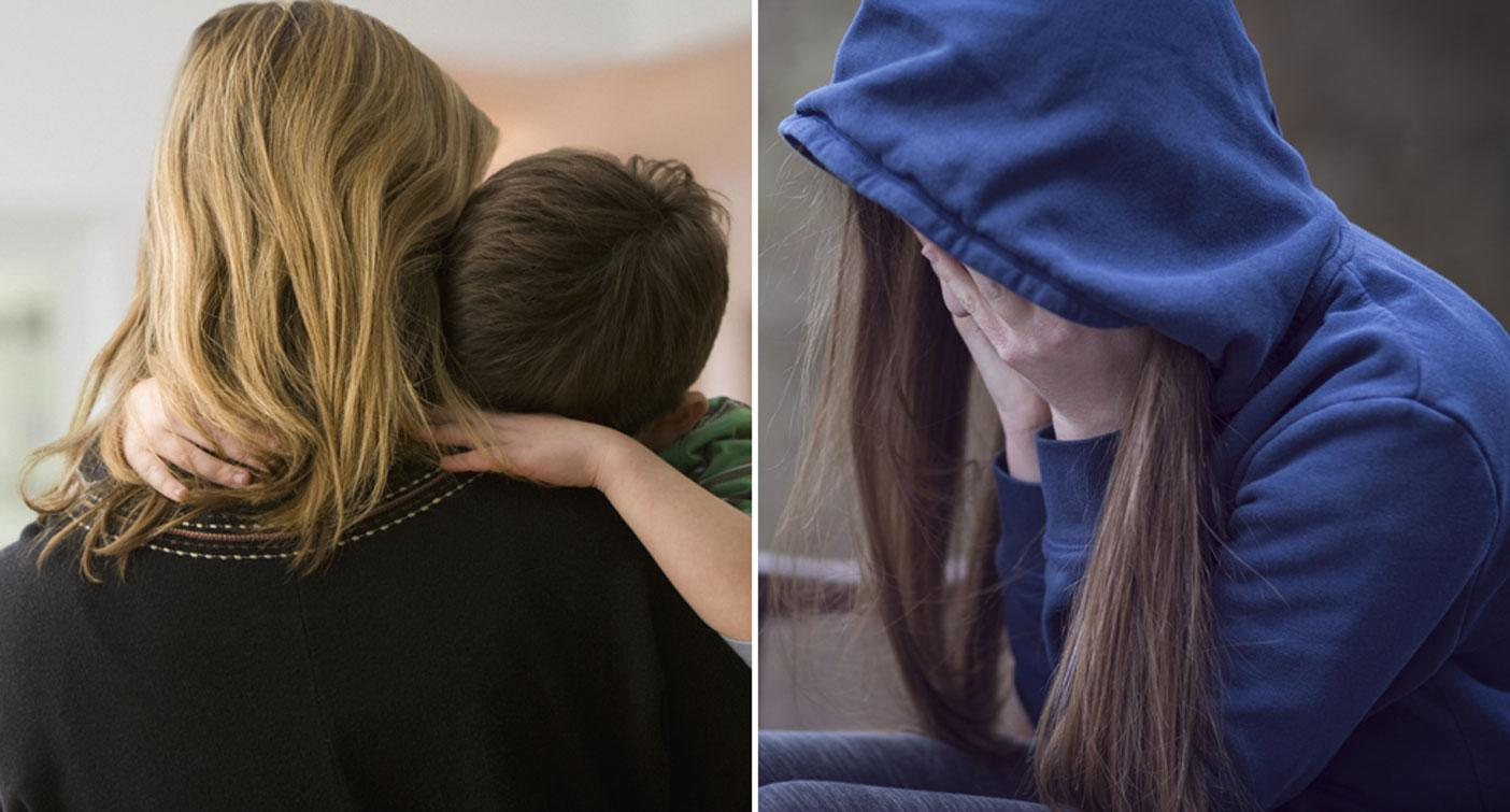 Signs your child may be suffering from mental health issues