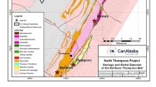 CanAlaska Options North Thompson Nickel Project in Manitoba to Fjordland Exploration