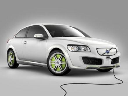 Volvo shows off ReCharge plug-in hybrid concept vehicle