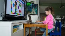 Parents who opt for remote learning worry about kids' education