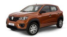 Renault Kwid fica mais caro e empata com Fiat Mobi em R$ 34.990