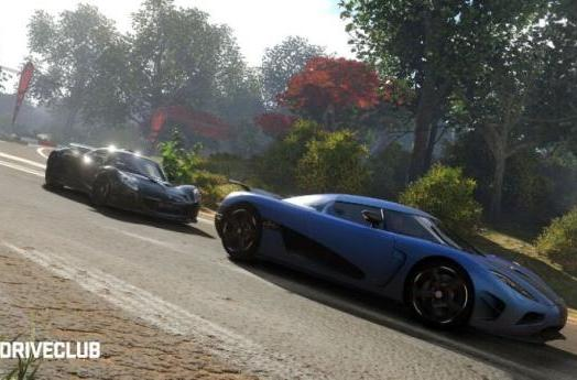 Driveclub PS Plus temporarily held back to ease server load