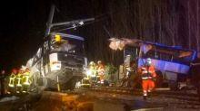 Accident à Millas : cinq morts et vingt blessés selon un dernier bilan