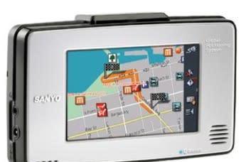 Sanyo's EasyStreet NVM-4030: an all purpose GPS navigator on the cheap