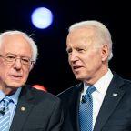 Bernie Sanders Tells Stephen Colbert He's Talking To Joe Biden, But No Endorsement Yet