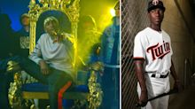 Nick Gordon's alter ego: Twins' baseball prospect is budding rap star G-Cinco