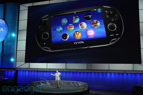 Sony's PlayStation Vita official: $249 for WiFi, $299 for 3G