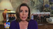 Nancy Pelosi questions President Trump's 'encouragement' in shooting at Jacob Blake protest