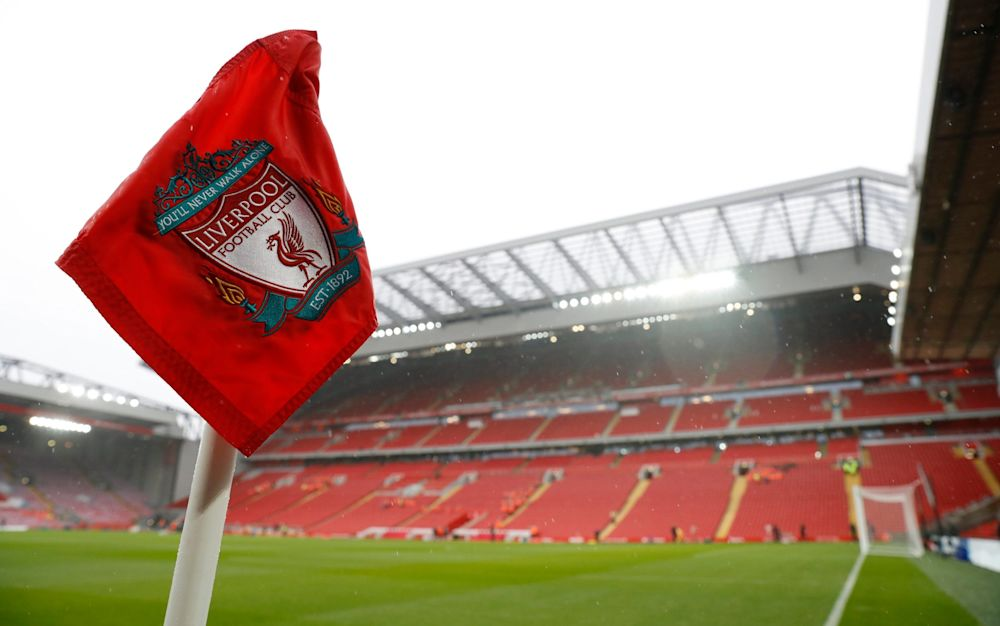 Liverpool had been banned from signing schoolboy players for at least 12 months - REUTERS